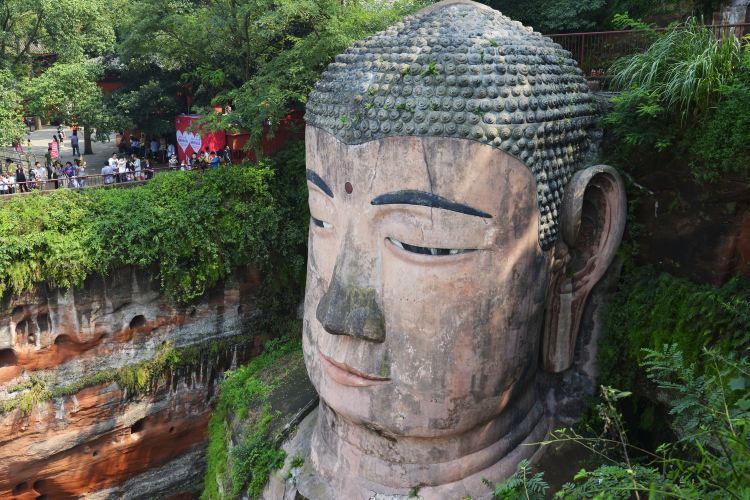Leshan Giant Buddha3