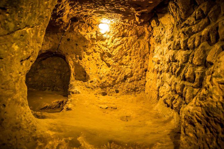Kaymakli Underground City1
