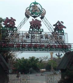 [五指山游记图片] [原创]五指山顶没上去,只到了昌化江的源头。2次海南14.