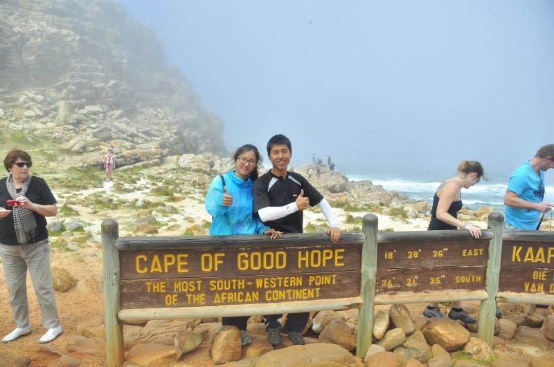 """2辆单车,一年半, 80后小夫妻的穿越亚非大陆的""""骑迹""""————南非-纳米比亚骑行锦囊 - 南非游记攻略【携程攻略】"""
