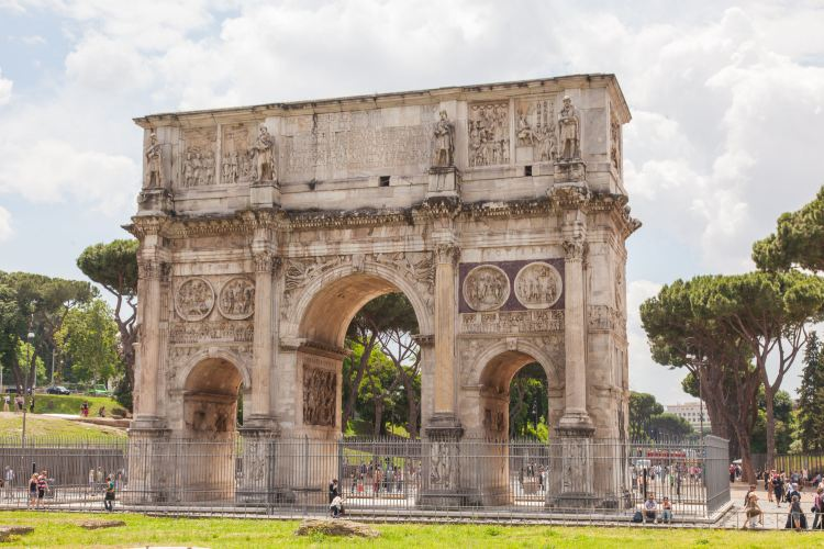 Arch of Constantine2