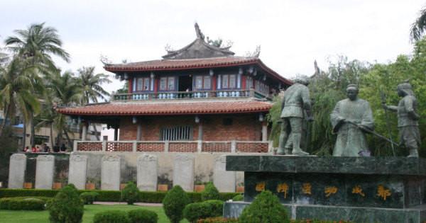 台湾台南必去景点推荐图片