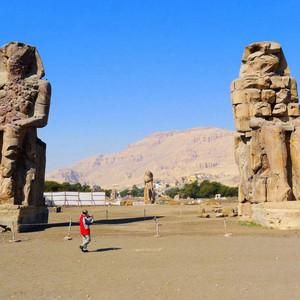 卢克索游记图文-感受埃及(上)- 2015年元月埃及阿斯旺+红海+开罗+亚历山大12日跟团游纪实