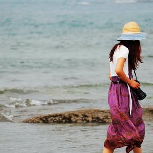 日照游记图文-单车自驾:我在日照,我只想静静地看大海