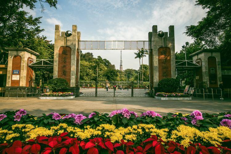 Yuexiu Park1