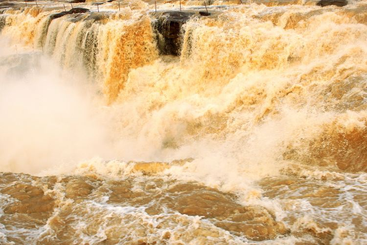 Hukou Waterfall4