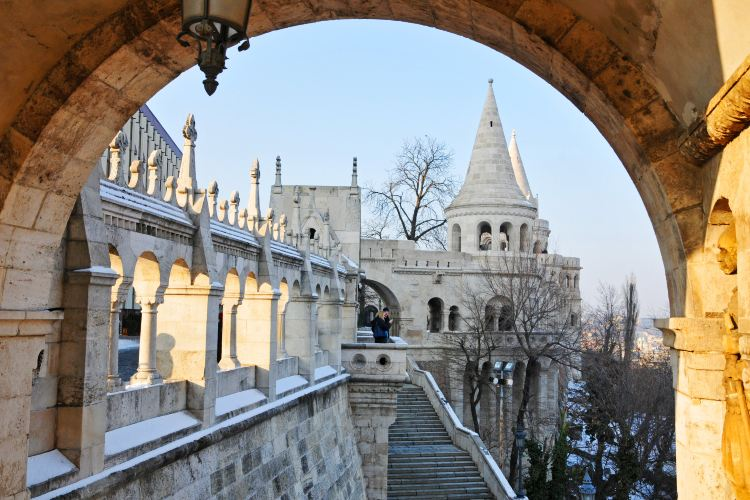 Fisherman's Bastion4