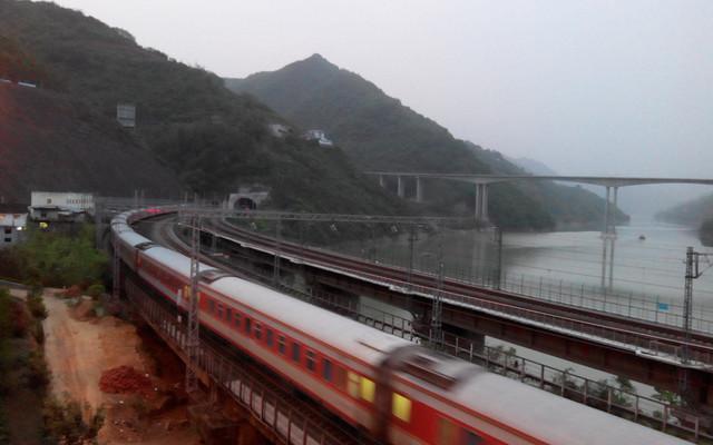 【铁路上的中国】(112个火车站篇)32天2680元行22省115座城