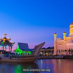 文莱达鲁萨兰国游记图文-汶萊暴走度假之旅