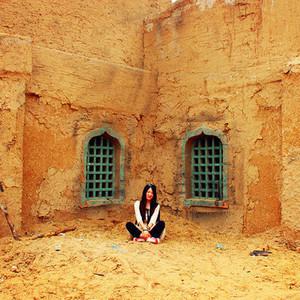 怀来游记图文-鸡鸣驿、天漠的两天逃离世外休闲旅(推荐给北京周边的朋友)