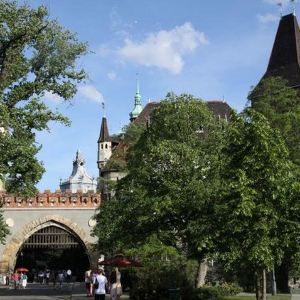 匈牙利露天博物馆旅游景点攻略图