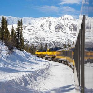 阿拉斯加州游记图文-【一路向北 追逐极光】阿拉斯加极地之旅