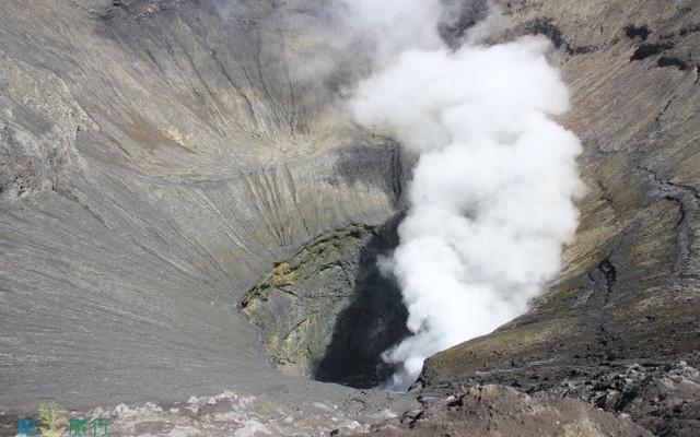 【东爪哇】布罗莫火山的梦幻美景