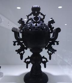 [中国游记图片] 【购物指南】中国工艺美术精品欣赏(18)——煤精雕刻(组图)