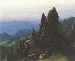 灯杆山旅游景点攻略图