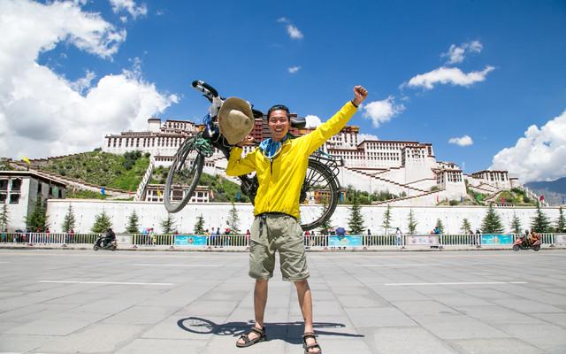 单车穿越中国 【苏州--拉萨 5000公里 57天(图片+视频+游记)】