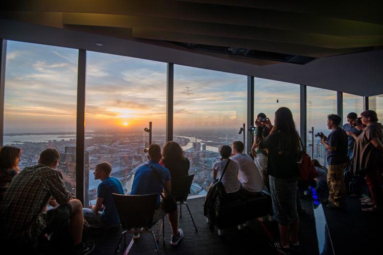 尤利卡88層觀景台2