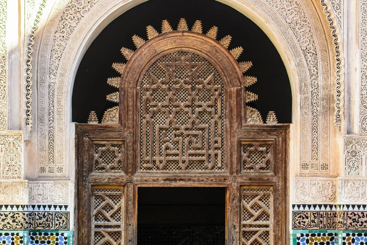 Mosque of Ben Youssef1