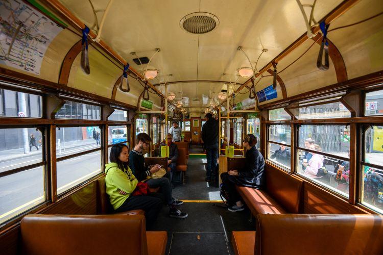 City Circle Tram4