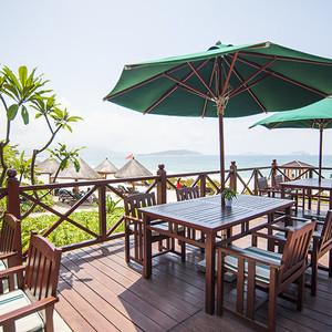 三沙游记图文-漫游亚龙湾,躺在万豪酒店晒太阳