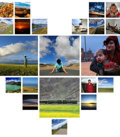 [西藏游记图片] 【1000元能走多远?】三个月15000公里121辆顺风车1261.5元,最危险的公路与最美丽的风景
