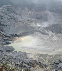 [万隆游记图片] 万隆火山口 历史的遗迹3