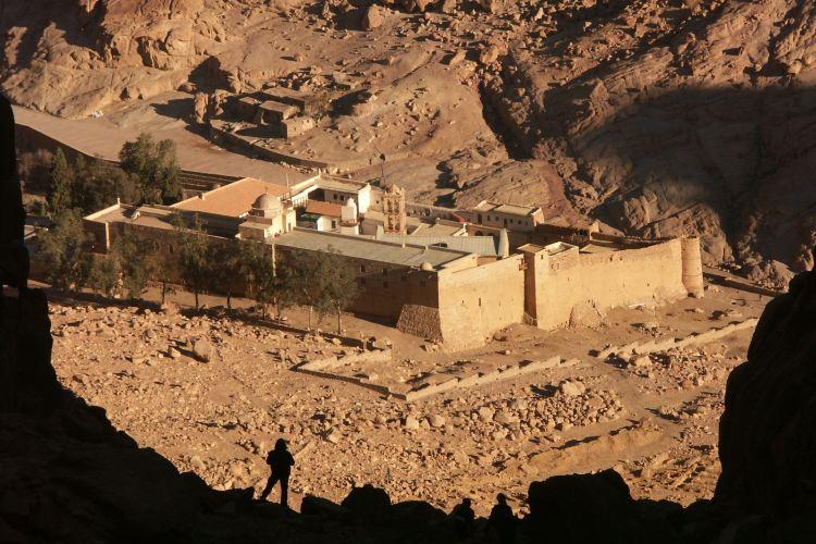 성녀 가타리나 수도원4