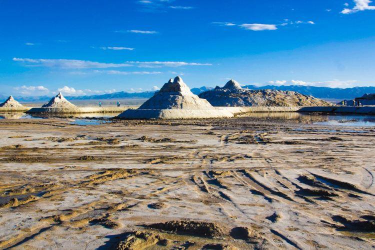 茶卡鹽湖2