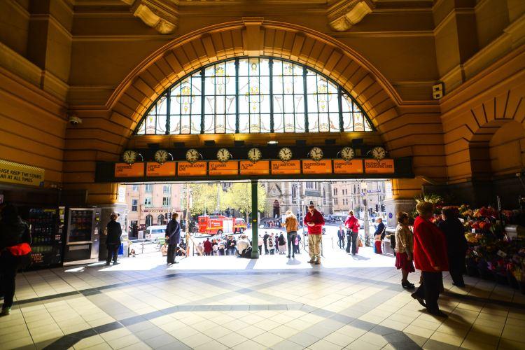 Flinders Street Railway Station2
