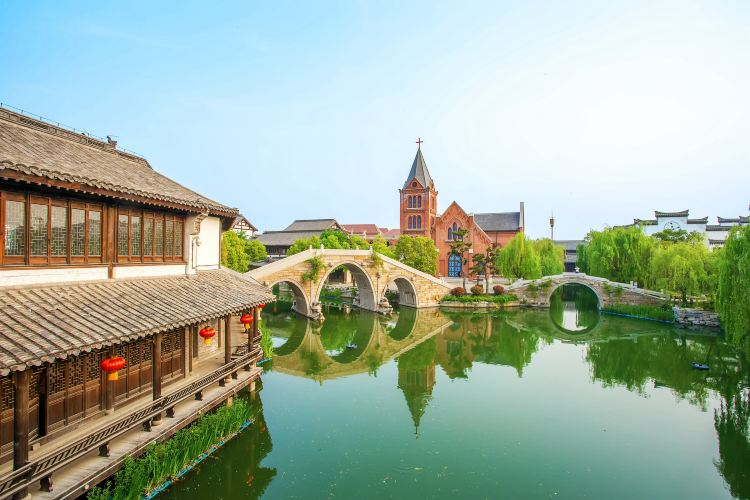 Taierzhuang Ancient City2