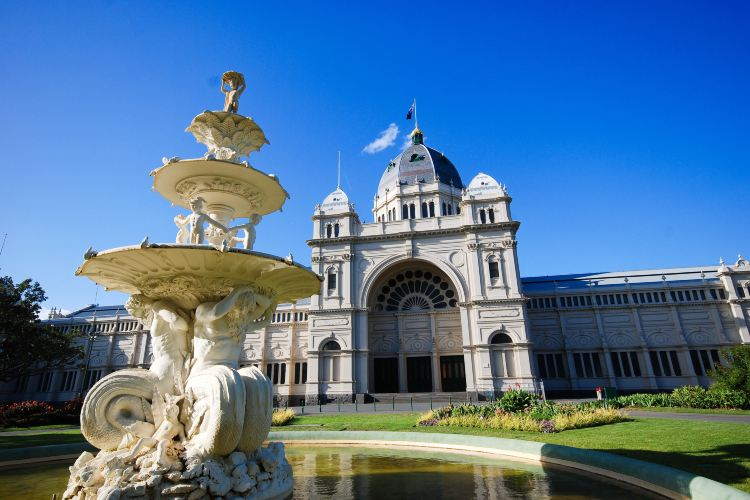 The Royal Exhibition Building2
