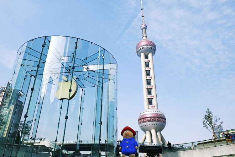 Oriental Pearl Radio & Television Tower1