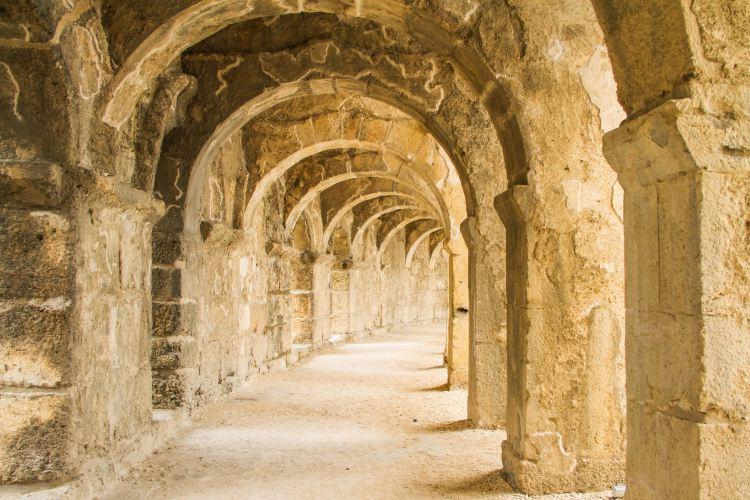 Aspendos Antik Tiyatrosu1