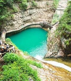 [安阳游记图片] 河南林州-百里画廊大峡谷之旅