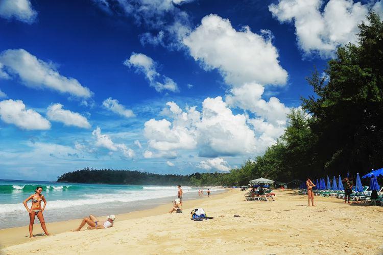 卡倫海灘1