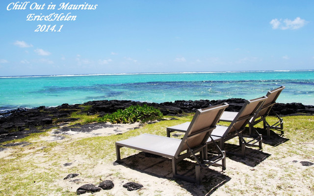 ❤Chill Out in Mauritus❤14年春节毛里求斯之旅★