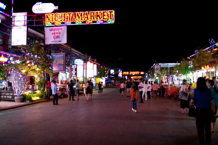 Angkor Night market4