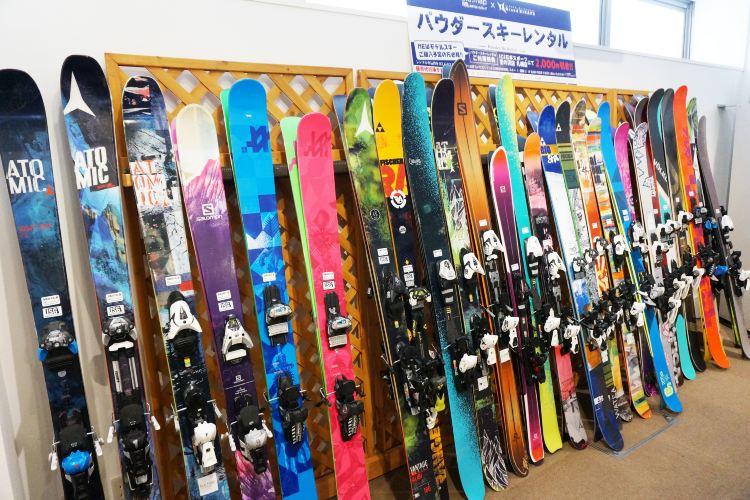 比羅夫滑雪場4