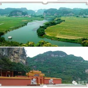 """上林游记图文-赏花戏水看巡游 上林县""""万寿节""""祈福之旅亮点多"""
