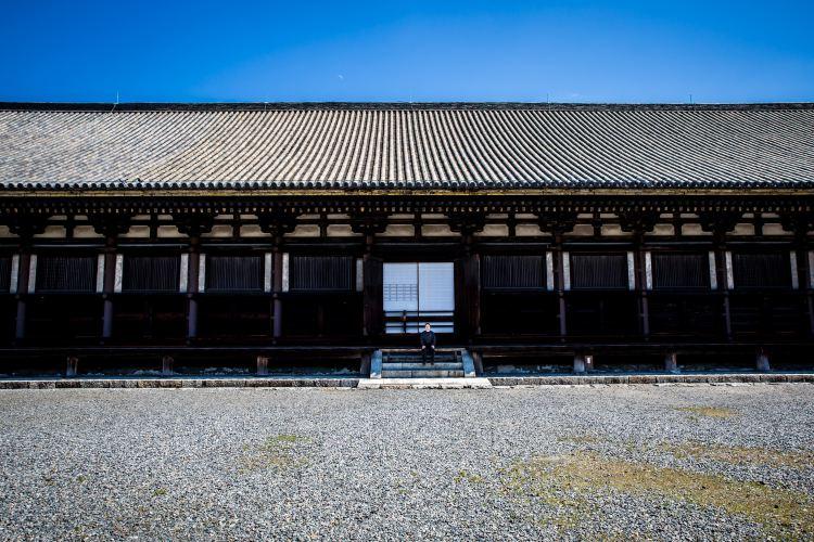 Sanjusangen-do Temple2
