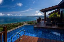 三亚各海滩出众的高端海景酒店,避世放空的好去处