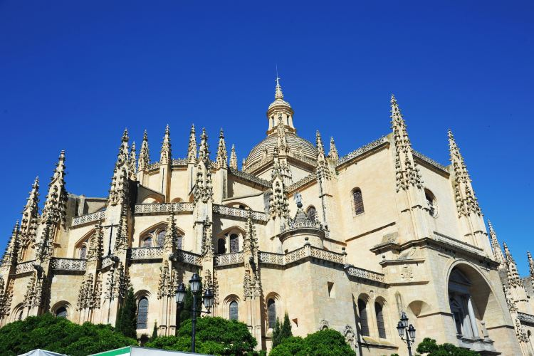 塞哥維亞大教堂4