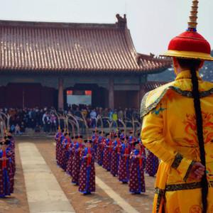 遵化游记图文-踱步尘世,那一片清朝皇陵的遗存