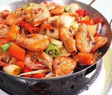 金潤香辣蝦魚莊
