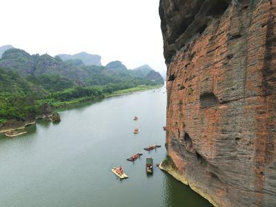 Xianshuiyan Luxi River Bamboo Rafting