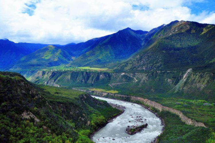 雅魯藏布大峽谷1