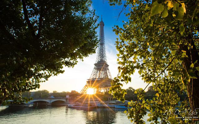 浪漫法兰西自驾美食之旅