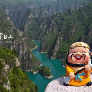 云台山游记图文-【Mao&Lily不歇脚之旅】恋上云台山,给出发一个理由