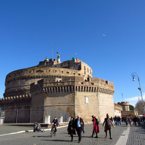 罗马游记图文-意大利自己游——罗马印象