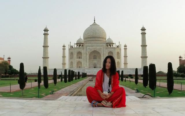 印度建筑艺术之旅(德里+阿格拉)
